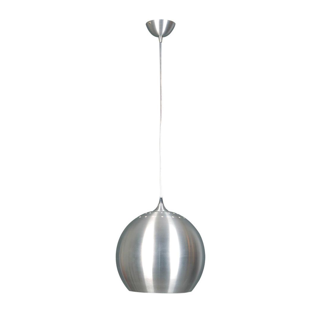 Polar E27 Satin Pendant Lamp