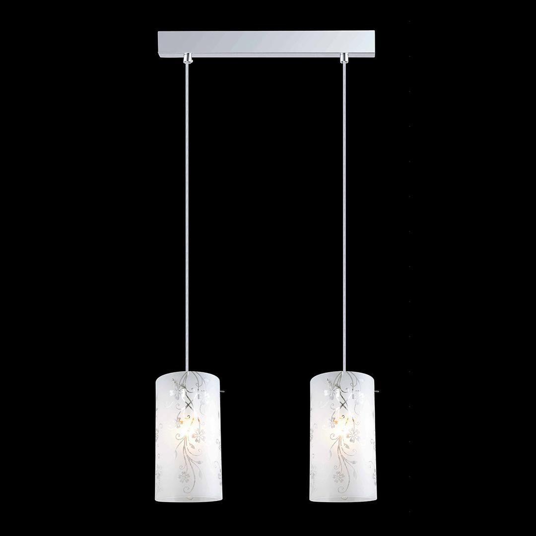 Modern Hanging Lamp Valve E27 2-bulb