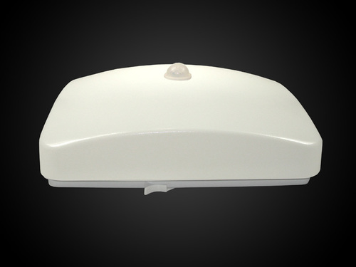 Tiler 15W DW ceiling lamp with a PIR sensor