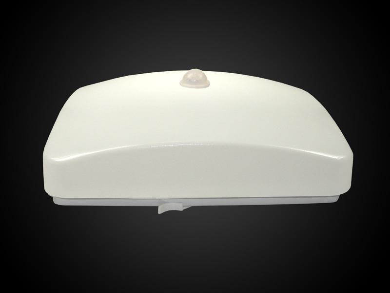 Tiler 15W DW ceiling lamp with a PIR sensor