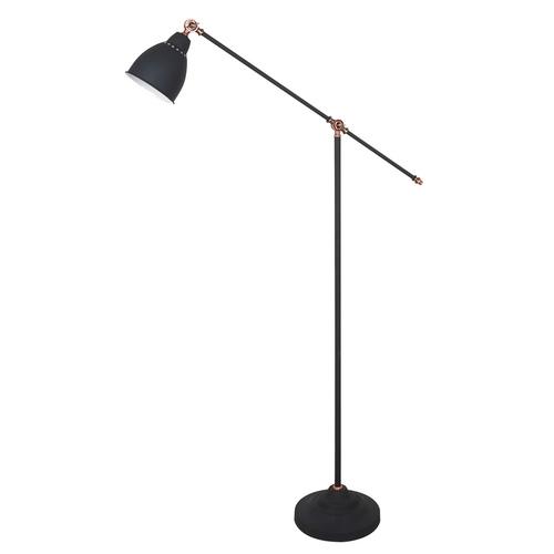 Graphite Standing Lamp Sonny E27