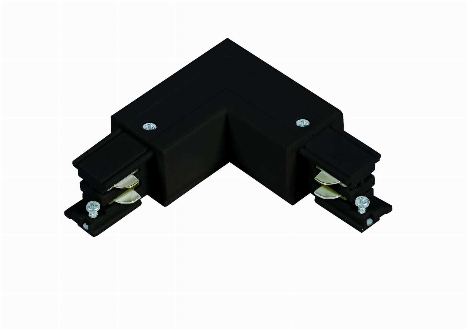 Connector L 3F right black