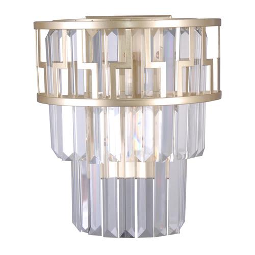 Modern Golden Wall lamp Filip E14, 2-bulb