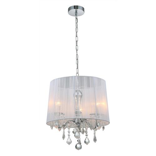 Hanging lamp Cornelia E14 3-bulb