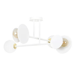 CEILING LAMP MINERVA 4 WHITE small 0