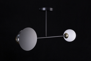Wall lamp MINERVA K1 WHITE small 4