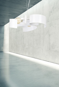 HANGING LAMP EOS 3 WHITE small 3