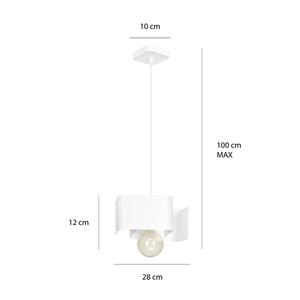 HANGING LAMP KOMA 1 WHITE small 1