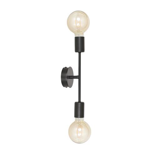 Wall lamp PROTON K2 BLACK