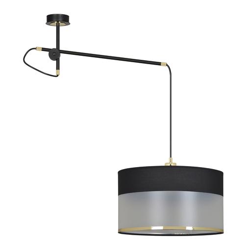 HANGING LAMP MONOLIT 1 BLACK