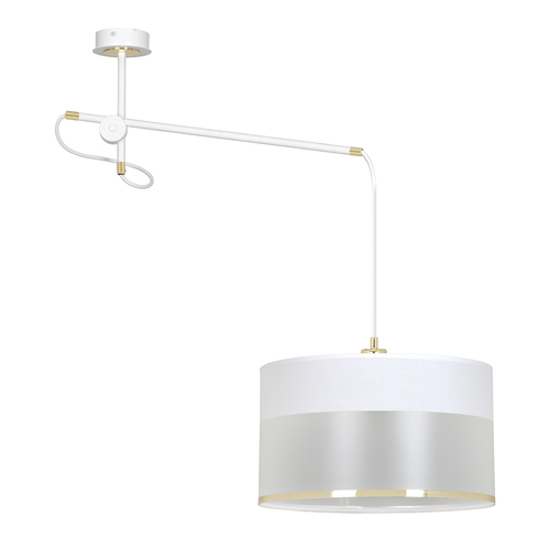 HANGING LAMP MONOLIT 1 WHITE