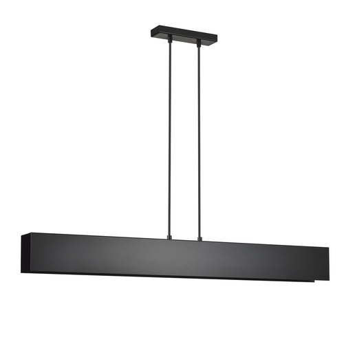 HANGING LAMP GENTOR 4 BLACK