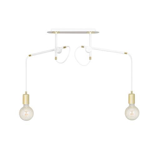 HANGING LAMP ARTEMIS 2 WHITE