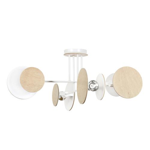 CEILING LAMP ZITA 4 WHITE