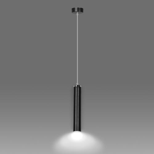 HANGING LAMP LUNA 1 BLACK