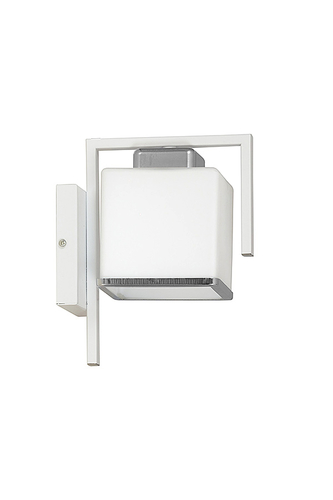 Wall lamp CUBE K1 WHITE