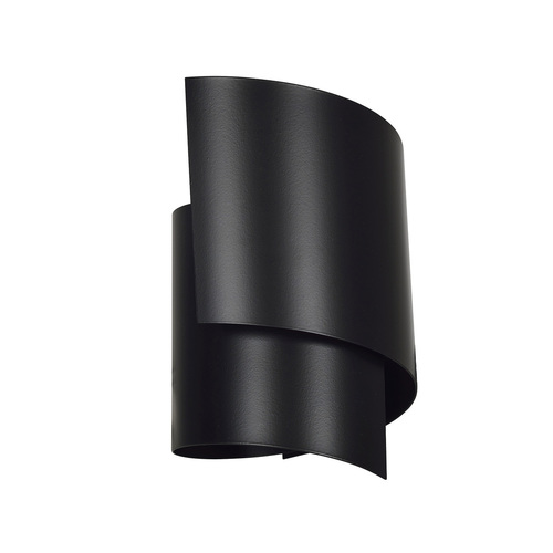 EOS K1 BLACK WALL LAMP