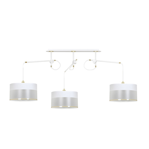 HANGING LAMP MONOLIT 3 WHITE