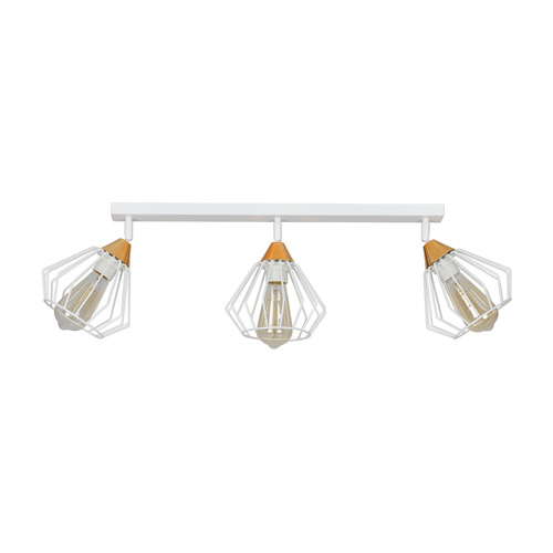 CEILING LAMP VESTA 3A WHITE
