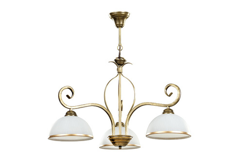 HANGING LAMP WIVARA 3 GOLD