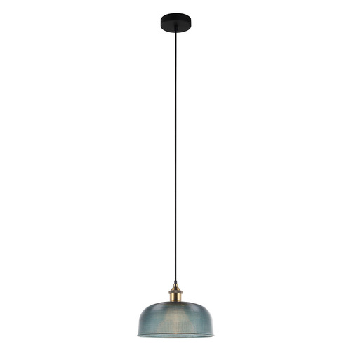 Blue Davide E27 Pendant Lamp