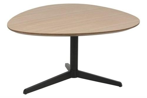 ACTONA coffee table BARNSLEY oak - MDF, metal