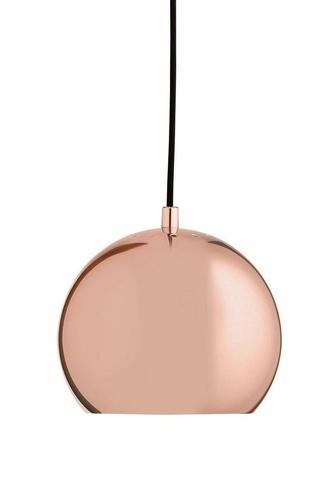 FRANDSEN pendant lamp BALL S copper