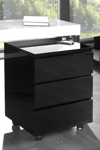 INVICTA DEAL under-desk tray - black