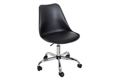 INVICTA SCANDINAVIA office chair - black