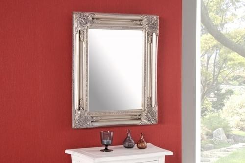 INVICTA Hanging mirror SPECULUM 55cm - silver
