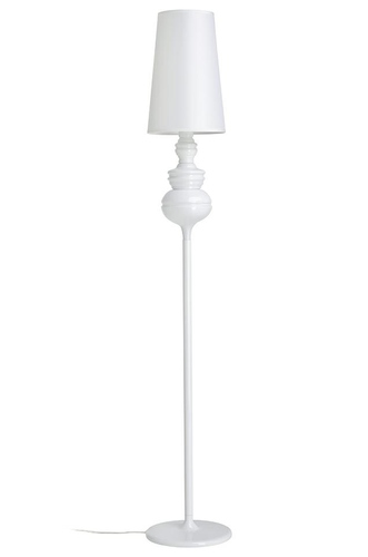 Floor lamp QUEEN FLOOR 26 white