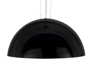 Hanging lamp ELEGANTE 90 black small 2