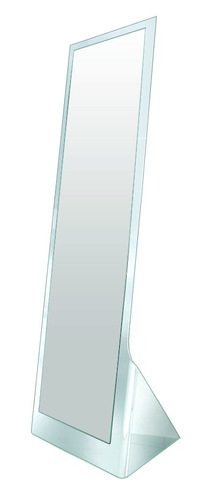 GLAMOR standing mirror transparent