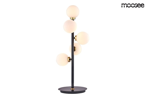 MOOSEE table lamp COSMO TABLE - black, gold