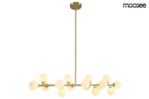 MOOSEE pendant lamp COSMO LEVEL S - gold