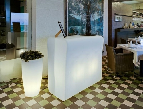 NEW GARDEN bar CRETA C white - LED