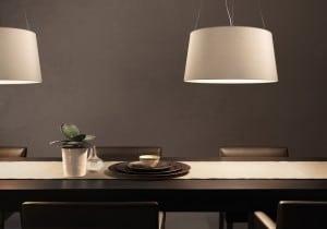 Lampa wisząca Kundalini Tripod Ecru 3x100W E27 3