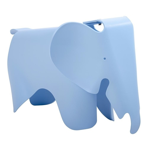 SŁONIK blue stool - polypropylene