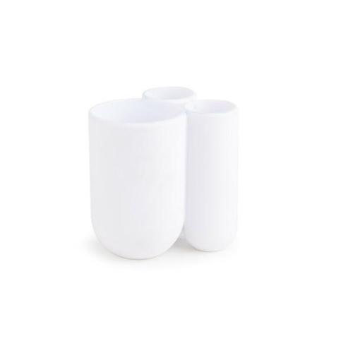 UMBRA toothbrush holder TOUCH - white