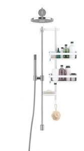 UMBRA FLIPSIDE bathroom organizer small 3