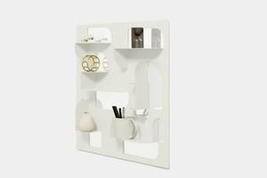 UMBRA BEND mirror shelf small 3