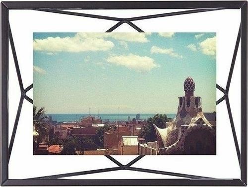 UMBRA picture frame PRISMA 10x15 cm - black