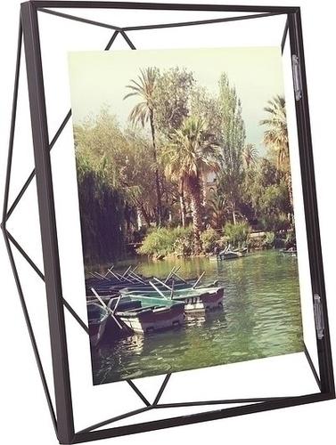 UMBRA photo frame PRISMA 20x25 cm - black