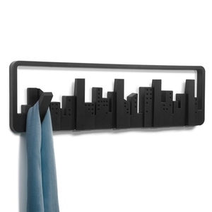 UMBRA clothes hanger SKYLINE black small 2