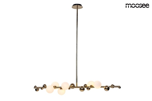 MOOSEE pendant lamp VALENTINO LEVEL - gold