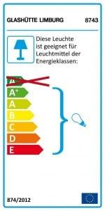 Kinkiet / Plafond Glashutte Limburg 8743 small 1