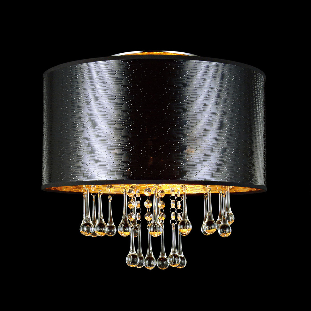 Modern Sasha E14 3-point ceiling lamp