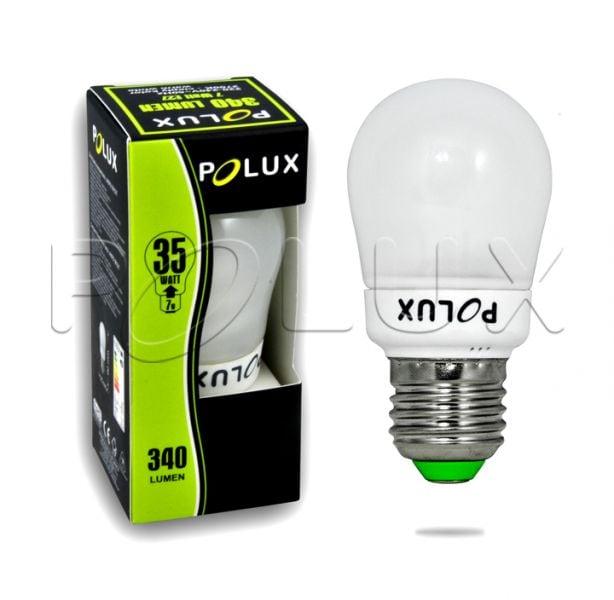 Energy saving light bulb POLUX A45 FS 7W E27 2700K