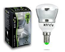 Energy saving light bulb POLUX R50 FS 7W E14 2700K