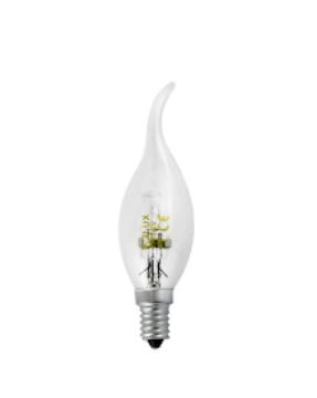 Halogen bulb Polux F35 42W E14